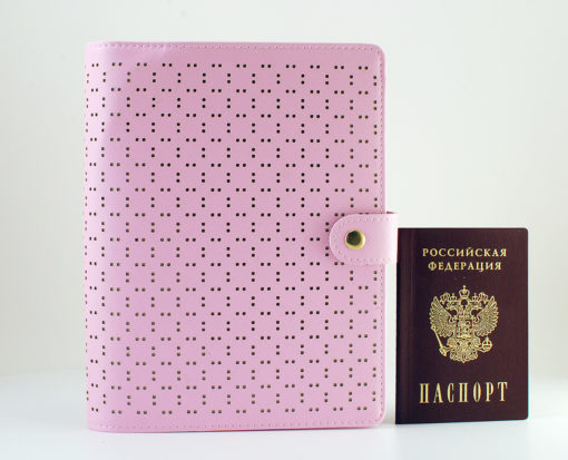 Органайзер Dokibook, perforated, lavender