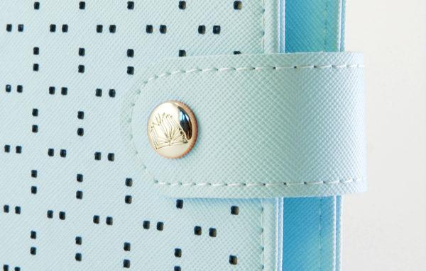 Органайзер Dokibook Perforated, blue