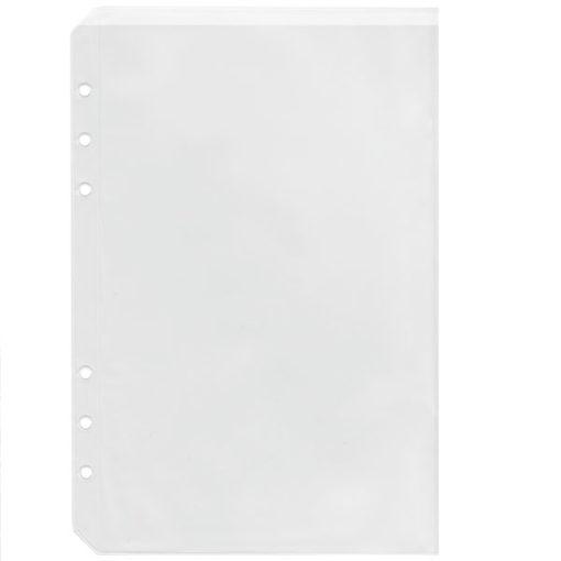 Прозрачный кармашек для Filofax