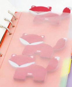 Пластиковый кармашек для Filofax на zip-застежке