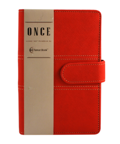 Органайзер Chancebook, красный, Personal