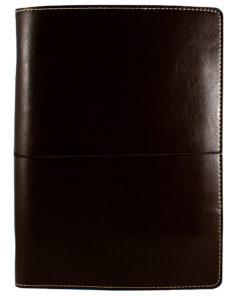 Органайзер DUGA, коричневый, на резинке